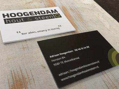 Hoogendam hout & steen